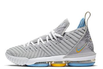 "Nike LeBron 16 Releasing In ""MPLS Lakers"" Colorway"