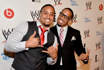 WWE's Jimmy Uso Walks Free In Shirtless Police Standoff Incident