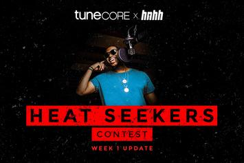 "Submit Your Music For The ""Heat Seekers"" Contest: Week One Artist Spotlights"
