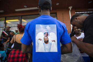 LAPD Names Suspect Wanted For Homicide For Nipsey Hussle's Murder