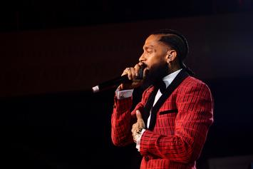 Nipsey Hussle Reportedly Knew Someone Was After Him Days Before Death