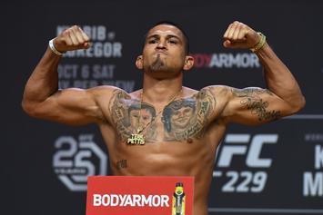 """Anthony Pettis On Potential Conor McGregor Fight: """"I Go For The Kill"""""""