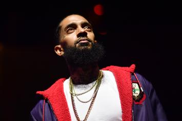 "Crenshaw & Slauson May Be Renamed ""Nipsey Hussle Blvd"" With New Petition"