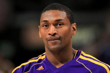 """Ron Artest Documentary To Include """"Malice At The Palace"""" Footage: Premiere Date"""