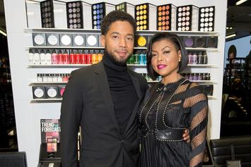 "Taraji P. Henson Speaks With Jussie Smollett ""All The Time,"" Says He'll Return To ""Empire"""