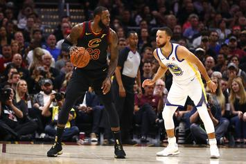 "Steph Curry Confident LeBron James Will ""Regroup"" And Be Great Again"