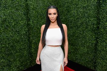 """Kim Kardashian West Accused Of Cultural Appropriation For """"Sunday Service"""" Headpiece"""