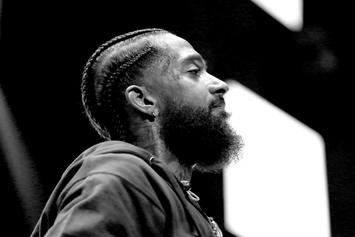 """Nipsey Hussle's """"Victory Lap"""" Returns To Billboard 200 At No. 2"""