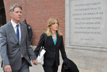 "Felicity Huffman Pleads Guilty In College Bribery Case: "" I Am Ashamed"""