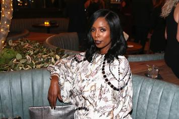 """Empire"" Actress Tasha Smith Talks Past Addiction & Says She ""Could Have Been A Crackhead"""