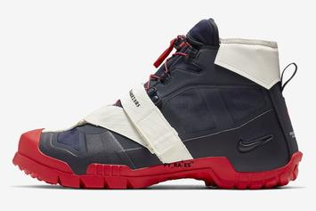 Undercover X Nike SFB Mountain Boot Images & Release Details