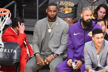 "LeBron James Reportedly ""Lost Trust"" Amongst Young Lakers After AD Fiasco"
