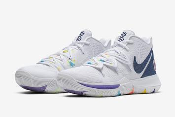 "Nike Kyrie 5 ""Have A Nike Day"" Official Images"