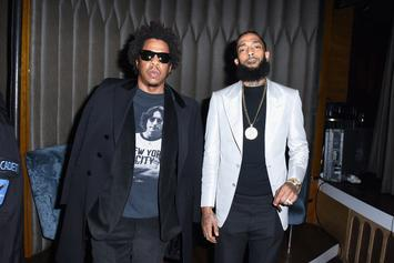 Jay-Z Pens Heartfelt Tribute To Nipsey Hussle For Memorial Service