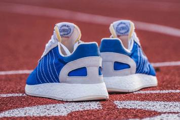 Adidas I-5923 Goes Blue For The Spring: Detailed Images
