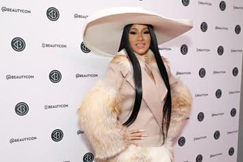 Cardi B Wants To Drop New Album This Year, Feels Pressure From Success