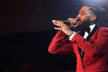 Nipsey Hussle Memorial Basketball Court Unveiled
