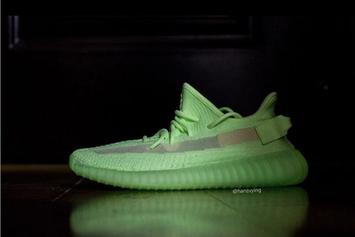 """Adidas Yeezy Boost 350 V2 """"Glow In The Dark"""" Releasing This Summer: Detailed Look"""