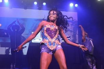Azealia Banks Shaves Her Eyebrows Off & Fans Aren't Feeling It