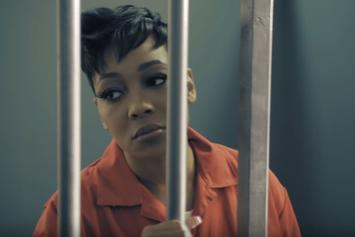 "Monica Gets Revenge On Cheating BF In ""Commitment"" Visual Directed By Teyana Taylor"