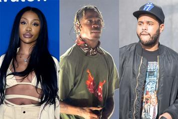 """SZA Confirms Release Date For """"GoT"""" Collab With Travis Scott & The Weeknd"""