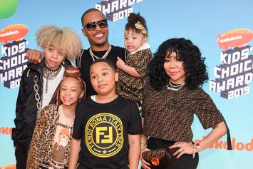 T.I. & Tiny: Friends And Family Hustle Premiere Brings The Couple Under One Roof