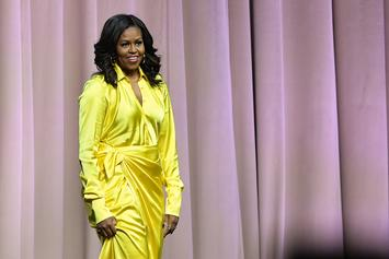 Michelle Obama Compares Trump's America To Divorced Dads & Gets Called Out