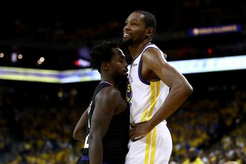 "Kevin Durant's Troll, Patrick Beverley, Says There Is ""No Beef"""