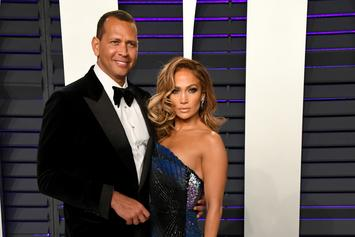 "Alex Rodriguez Says It Took ""About Six Months"" To Plan Proposal To Jennifer Lopez"