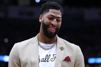 Pelicans Believe Anthony Davis Is Open To Staying In New Orleans