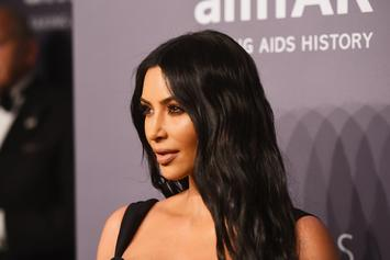 """Kim Kardashian """"Aced"""" Her First Mini Bar Test On Route To Being A Lawyer"""