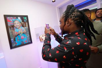 Wale Spreads Baby Fever With Adorable Photo Of Daughter