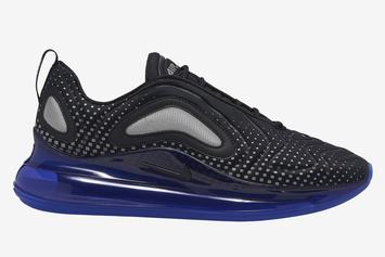 Nike Air Max 720 Featuring Gradient Pixel Upper To Release In May