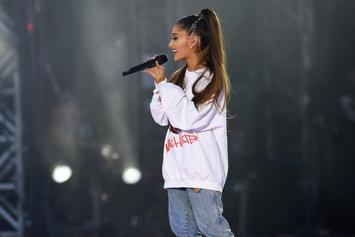 Ariana Grande Cites Wisdom Of Jim Carrey In Battle With Depression