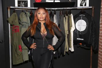 "Teairra Mari Calls 50 Cent ""Spare Change"" & A ""Washed Up Old School Rapper"""