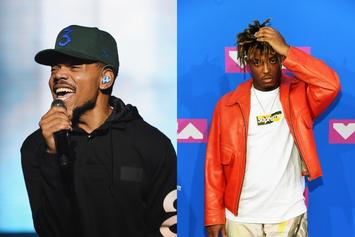 Juice WRLD & Chance The Rapper Unite To Spit Spontaneous Bars