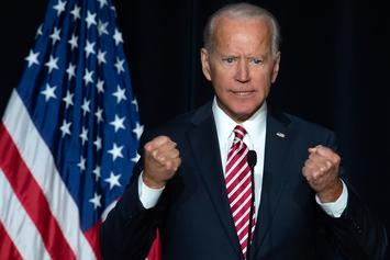 Joe Biden Officially Enters The 2020 Presidential Race