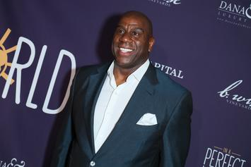 Magic Johnson Reportedly Quit After Reading Critical E-Mails About Himself
