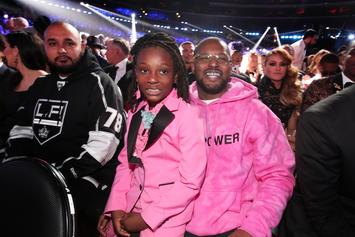 "ScHoolboy Q Celebrates Daughter's Birthday Ahead Of ""CrasH Talk"" Release"
