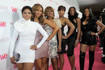 """The Braxton Sisters Want Toni & Birdman To Marry And Quit Their """"Tennis Match"""""""