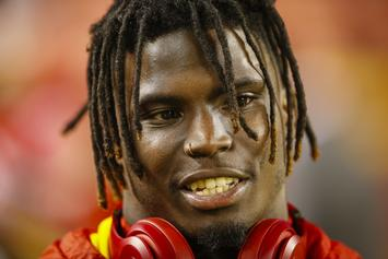 """Tyreek Hill Allegedly Threatened Fiancee: """"You Need To Be Terrified Of Me, Too"""""""