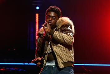 Kodak Black Sings Keyshia Cole In The Shower & Shares Dental Surgery Video
