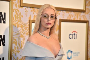 """Iggy Azalea Posts Photos With Her """"Sugar Daddy"""" To Hype Up New Single"""