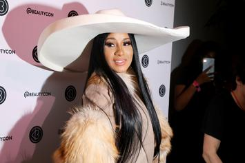 Cardi B Announces New Fashion Nova Collection & Chance To Party With Her In LA