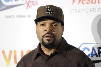 "Ice Cube Celebrates ""Friday"" 24th Anniversary With OG ""Bye, Felicia"" Meme"