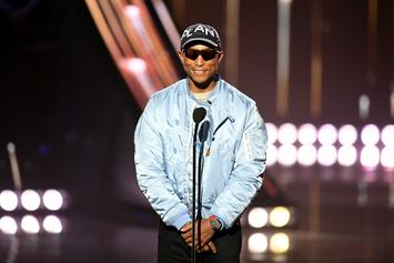 Pharrell & Verizon Announce Partnership For Music Education Program