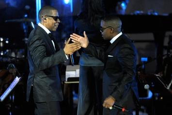 "Nas Reflects On His Duet With Jay-Z At Webster Hall: ""Last Night Was Epic"""