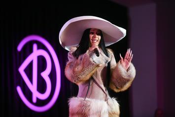 "Cardi B Gets ""Vagina Lasered"" In NSFW Video"