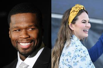 Chrissy Teigen Pledges Loyalty To 50 Cent After Randall Emmett Massacre