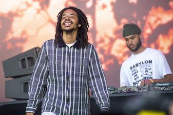 Earl Sweatshirt Shames Audience Member Who Throws Beer Can On Stage